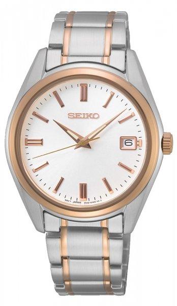 Zegarek Seiko SUR322P1 - duże 1