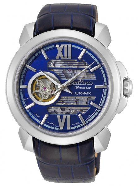 Zegarek Seiko SSA399J1 - duże 1