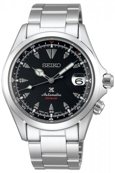 Zegarek Seiko SPB117J1 - duże 1