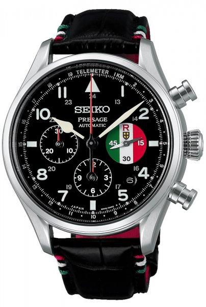 SRQ033J1 - zegarek męski - duże 3