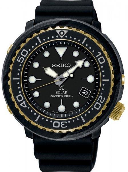 Zegarek męski Seiko prospex SNE498P1 - duże 3