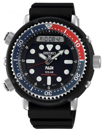 Zegarek Seiko SNJ027P1 - duże 1