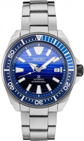 Seiko SRPC93K1 Prospex Prospex Diver Samurai Automatic Save the Ocean Special Edition