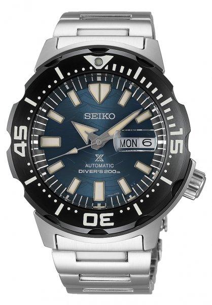 Zegarek Seiko SRPE09K1 - duże 1