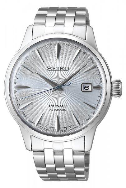 Zegarek Seiko SRPE19J1 - duże 1