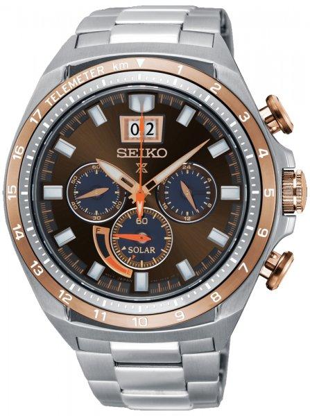 Zegarek Seiko SSC664P1 - duże 1
