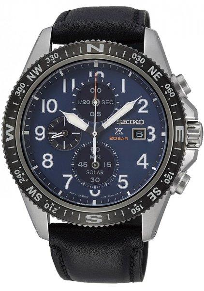 Zegarek Seiko SSC737P1 - duże 1
