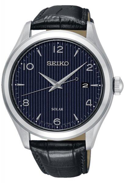 Zegarek Seiko  SNE491P1 - duże 1