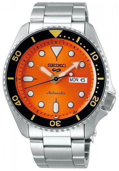 Zegarek Seiko SRPD59K1 - duże 1