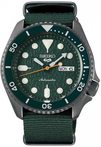 Zegarek Seiko SRPD77K1 - duże 1