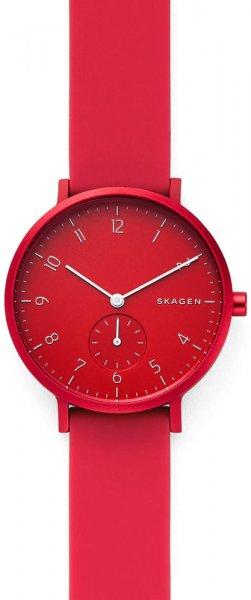 Skagen SKW2765 Aaren Aaren Kulor Red Silicone