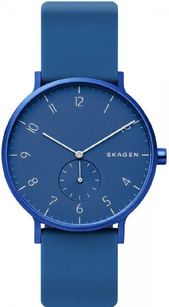 Skagen SKW6508 Aaren Aaren Kulor Blue Silicone