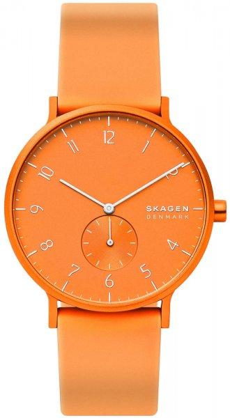 Skagen SKW6558 Aaren Aaren Kulor Neon Orange Silicone