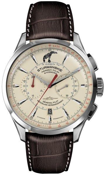 NE86-1855017H - zegarek męski - duże 3