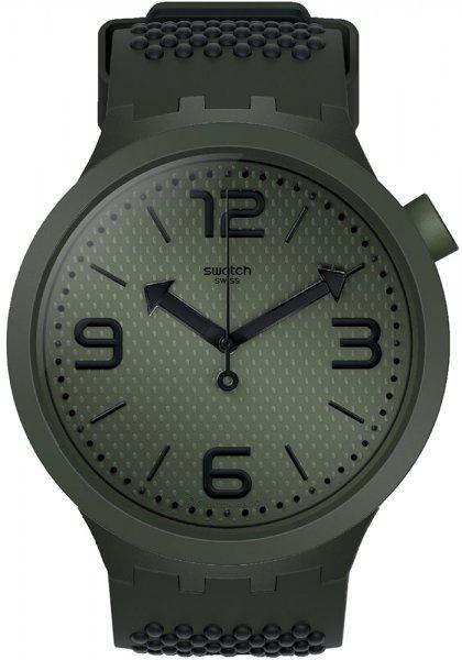 Zegarek Swatch SO27M100 - duże 1