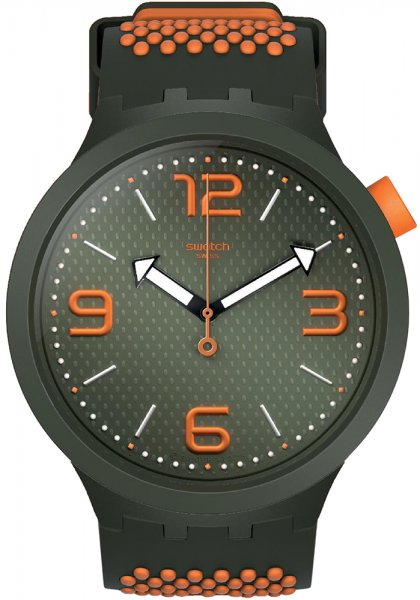 Zegarek Swatch SO27M101 - duże 1