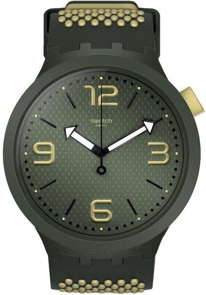 Zegarek Swatch SO27M102 - duże 1