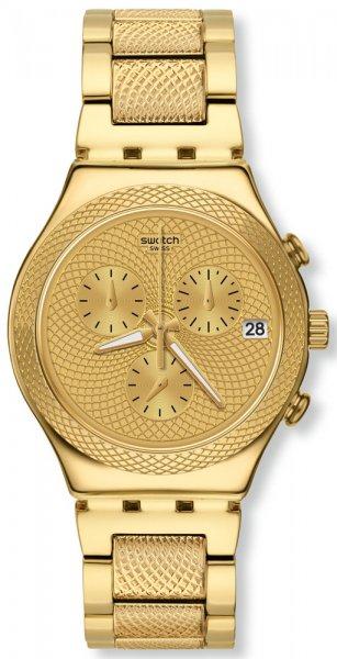 Zegarek męski Swatch irony chrono YCG420G - duże 1