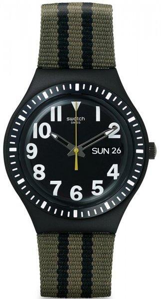 YGB7001 - zegarek męski - duże 3