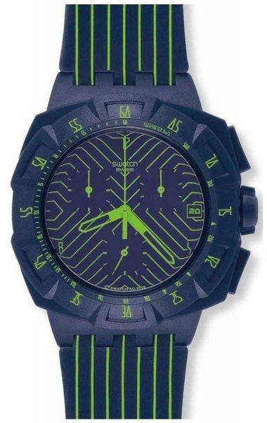 Zegarek Swatch SUIN401 - duże 1