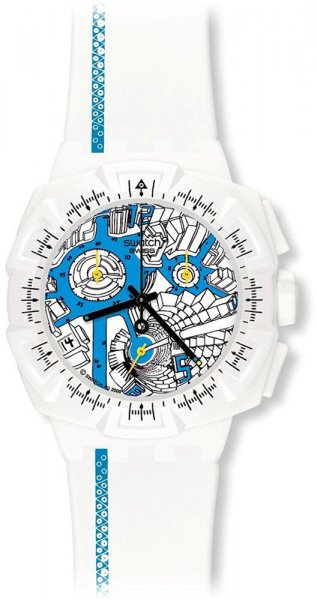 Zegarek Swatch SUIW412 - duże 1