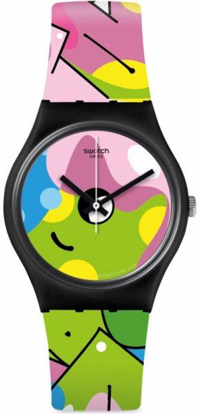 Zegarek Swatch GB317 - duże 1