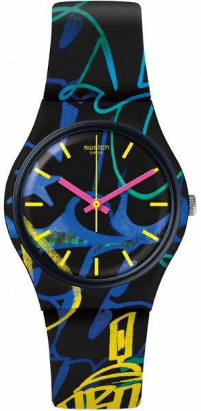 Zegarek Swatch GB318 - duże 1