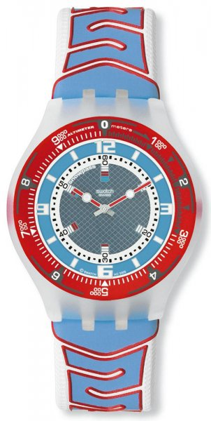 Zegarek Swatch SULK101C - duże 1