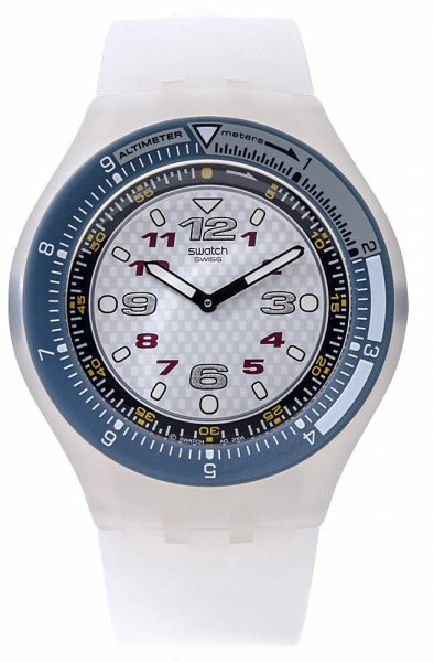 Zegarek Swatch SULW100D - duże 1