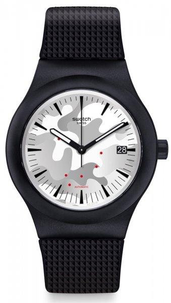 SUTB407 - zegarek męski - duże 3