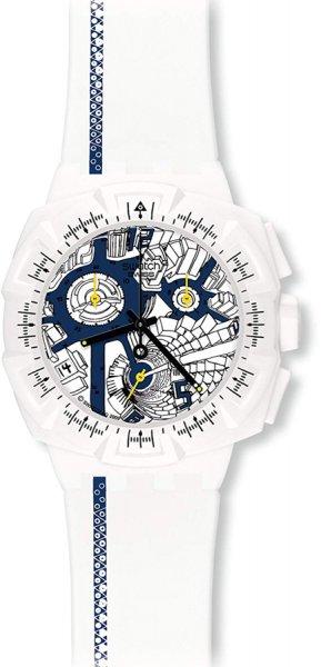 Zegarek męski Swatch originals chrono SUIW408 - duże 1