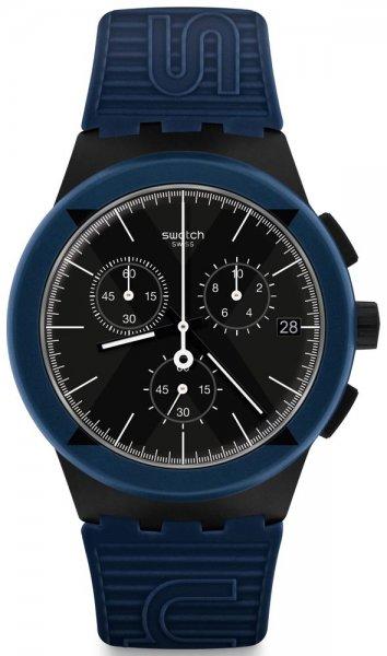 SUSB418 - zegarek męski - duże 3