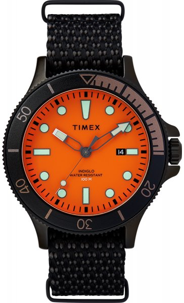 Timex TW2T30200 Allied Allied