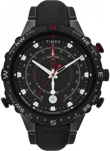 Timex TW2T76400 Allied Tide Temp Compass IQ