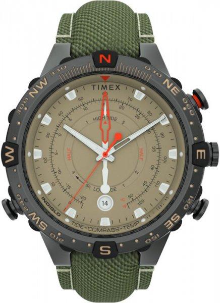 Zegarek męski Timex allied TW2T76500 - duże 1