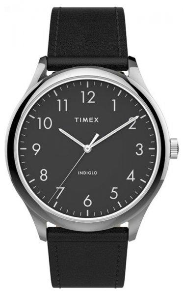 Zegarek męski Timex easy reader TW2T71900 - duże 1