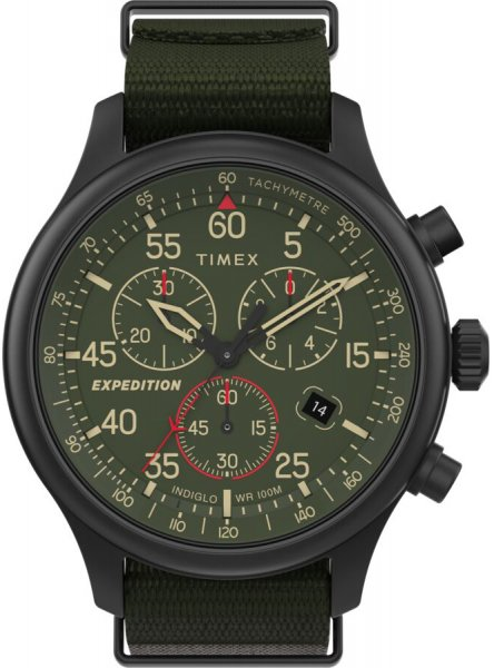 Timex TW2T72800 Expedition Field