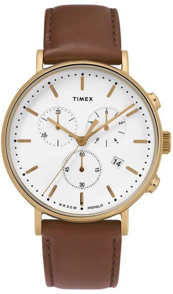 Zegarek Timex TW2T32300 - duże 1