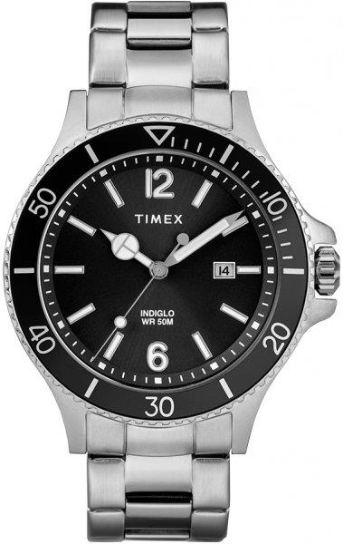 Zegarek Timex Harborside - męski  - duże 3