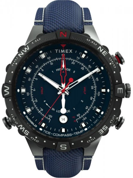 Timex TW2T76300 Allied Tide Temp Compass IQ