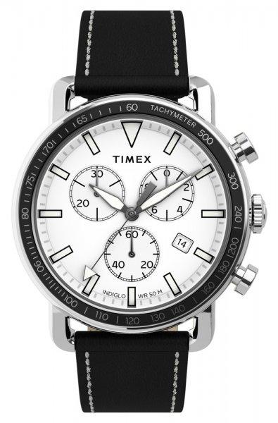 Zegarek męski Timex port TW2U02200 - duże 3