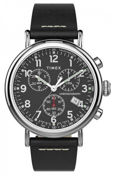 Zegarek Timex Standard - męski  - duże 3