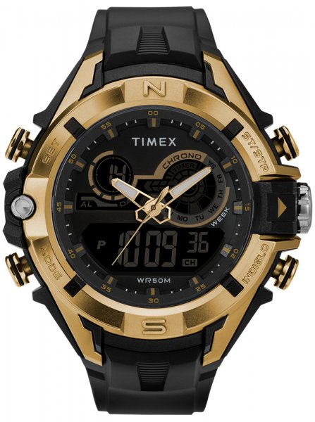 Zegarek Timex TW5M23100-POWYSTAWOWY - duże 1