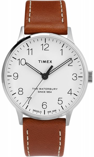 Timex TW2T27500 Waterbury The Waterbury