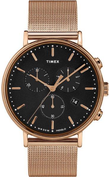 Zegarek Timex TW2T37100 - duże 1