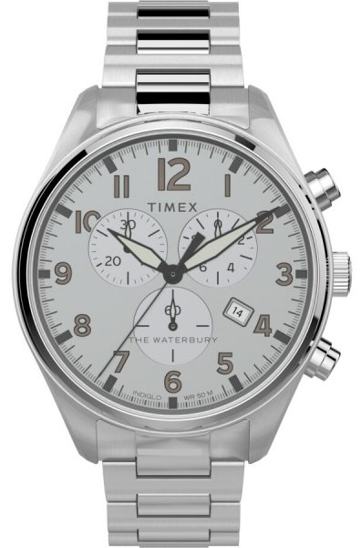Timex TW2T70400 Waterbury The Waterbury