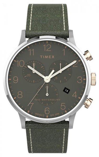 Zegarek Timex TW2T71400 - duże 1