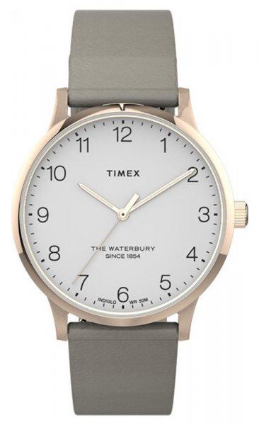 Timex TW2T75000 Waterbury The Waterbury