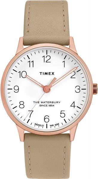 Timex TW2T27000 Waterbury The Waterbury
