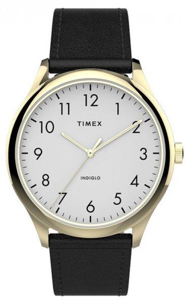 Zegarek męski Timex easy reader TW2T71700 - duże 1